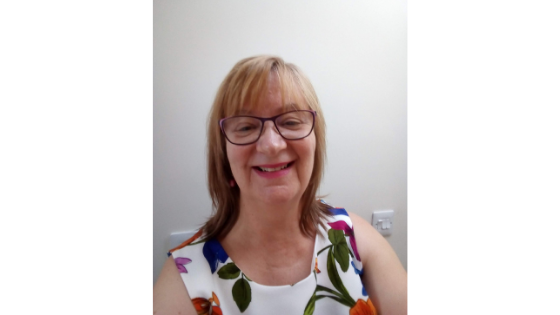 Meet the Staff Member: Lesley Davy